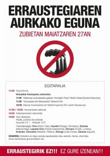 <!--:eu-->Erraustegiaren aurkako eguna Zubietan.<!--:--><!--:es-->Día contra la incineración en Zubieta.<!--:--><!--:fr-->Journée contre Incinération à Zubieta.<!--:-->