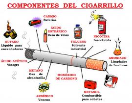 enfermerix componentes cigarrillo